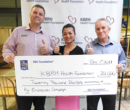 KBRH pledge day